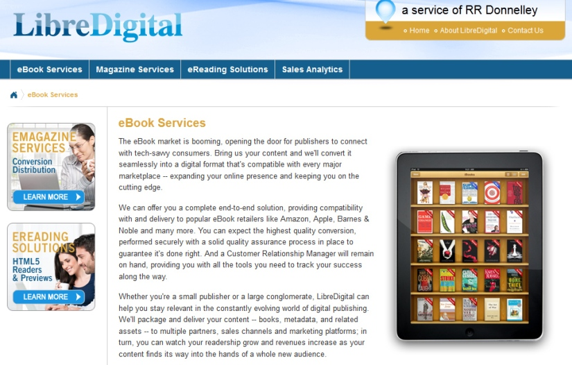 http://www.rrdonnelley.com/libredigital/ebook/home.aspx